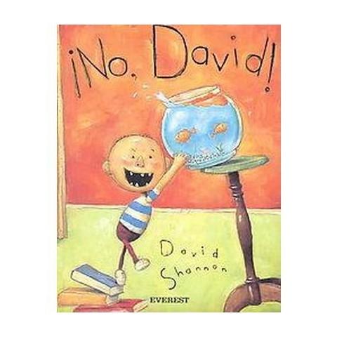 !No, David! (Hardcover)