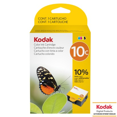 Kodak 10C Color Ink Cartridge (8946501)