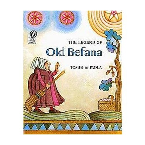 The Legend of Old Befana (Reissue) (Paperback)