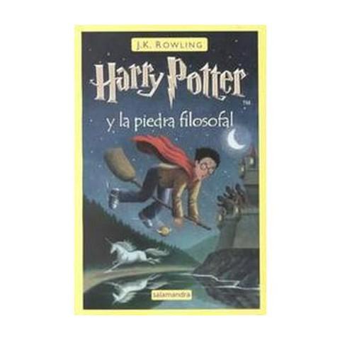 Harry Potter Y La Piedra Filosofal / Harry Potter And the Sorcerer's Stone (1) (Paperback)