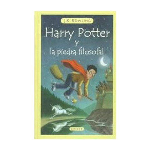 Harry Potter Y La Piedra Filosofal / Harry Potter And the Sorcerer's Stone (1) (Hardcover)