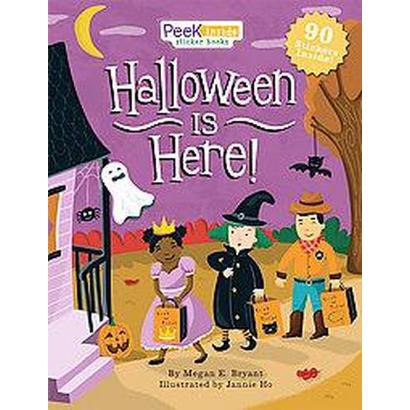 Halloween Is Here! (Paperback)
