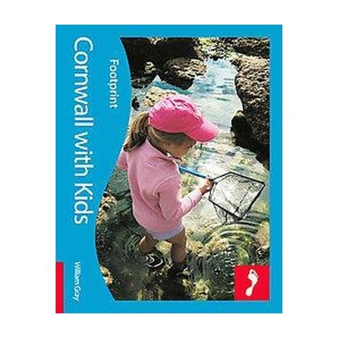 Footprint Cornwall With Kids (Paperback)