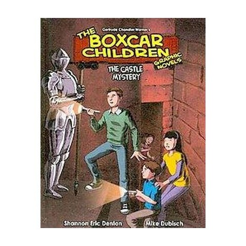 The Boxcar Children Graphic Novels Set 2 (Hardcover)