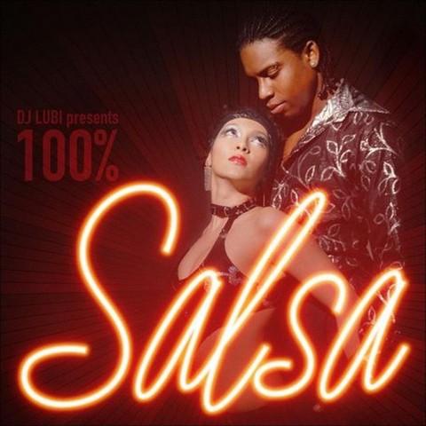 DJ Lubi Presents 100% Salsa