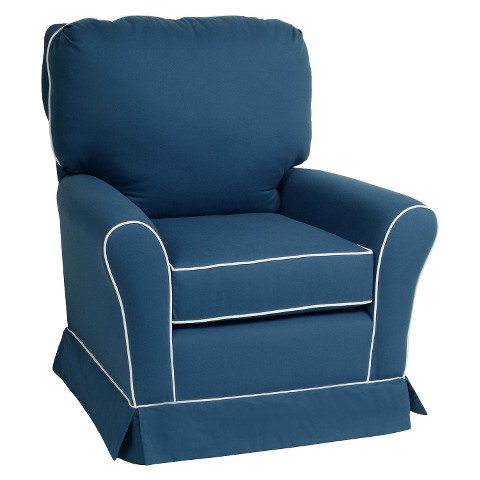 Little Castle Crown Swivel Glider