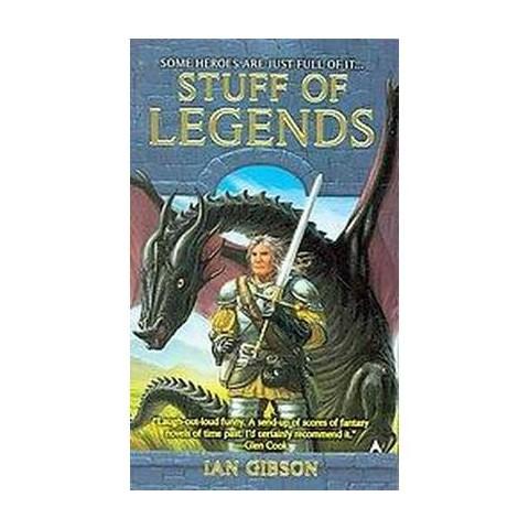 Stuff of Legends (Paperback)