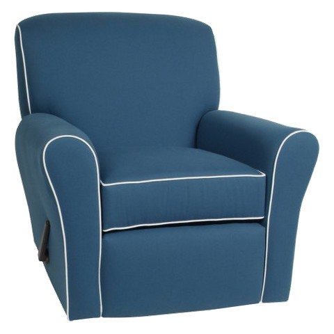 Little Castle Reclining Swivel Glider