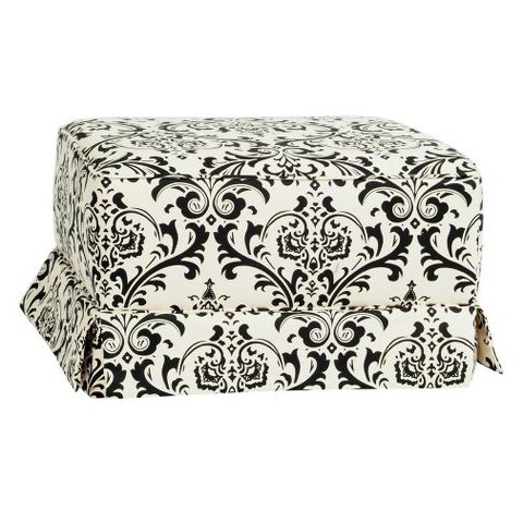Little Castle Gliding Ottoman in Assorted Colors