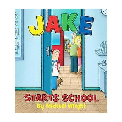 Jake Starts School (Paperback)