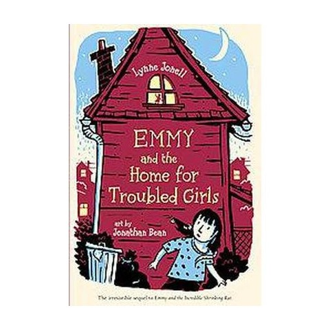 Emmy and the Home for Troubled Girls (Paperback)