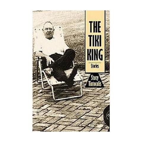 The Tiki King (Paperback)