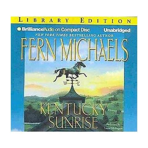 Kentucky Sunrise (Unabridged) (Compact Disc)