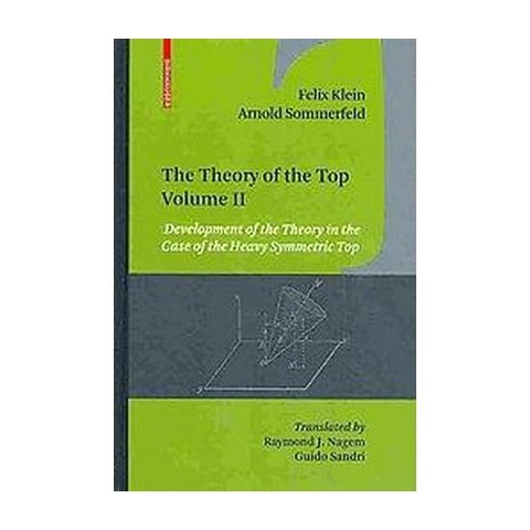 The Theory of the Top (2) (Hardcover)