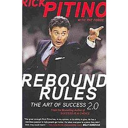 Rebound Rules (Paperback)