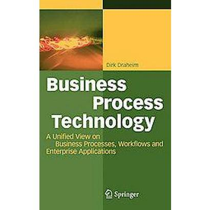 Business Process Technology (Hardcover)