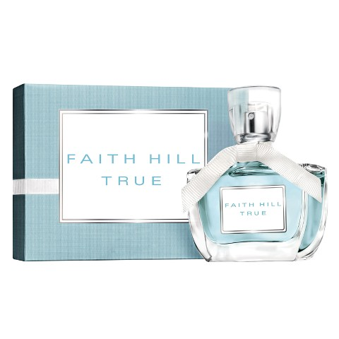 Women's Faith Hill True by Faith Hill Eau de Toilette - 1.7 oz
