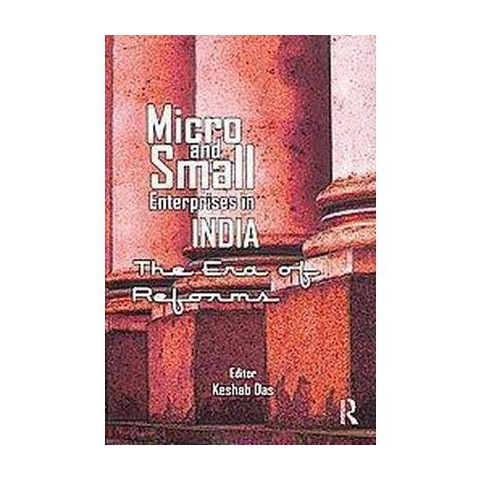 Micro and Small Enterprises in India (Hardcover)