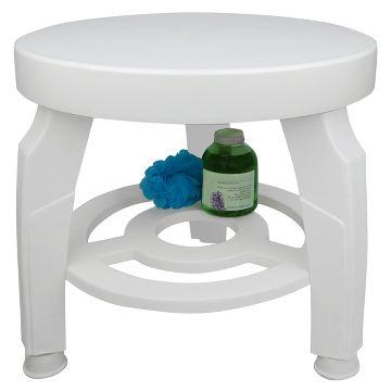 Plastic Shower Chair Target