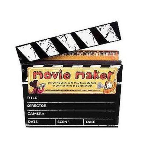 Movie Maker (Hardcover)