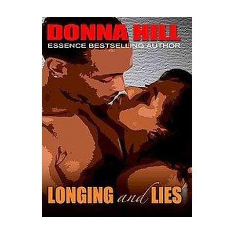 Longing and Lies (Large Print) (Hardcover)