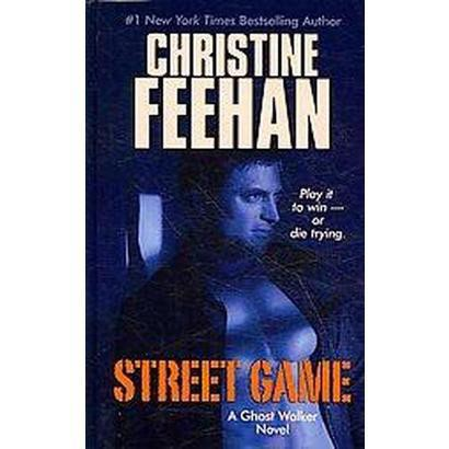Street Game (Large Print) (Hardcover)