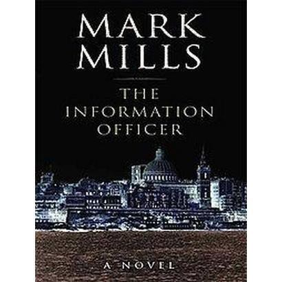 The Information Officer (Large Print) (Hardcover)