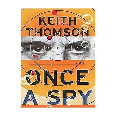 Once a Spy (Large Print) (Hardcover)