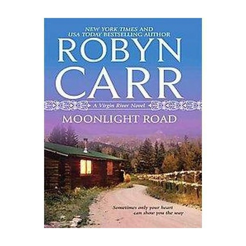 Moonlight Road (Large Print) (Hardcover)