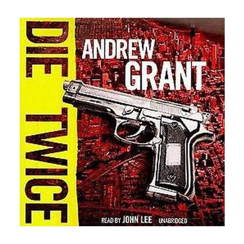 Die Twice (Unabridged) (Compact Disc)