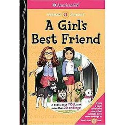 A Girl's Best Friend (Mixed media product)