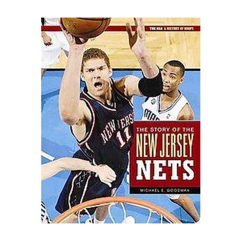 The Story Of The New Jersey Nets (Hardcover)