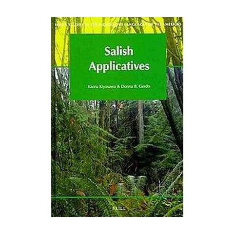 Salish Applicatives (Hardcover)