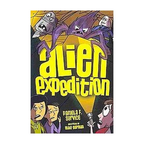 Alien Expedition (Paperback)