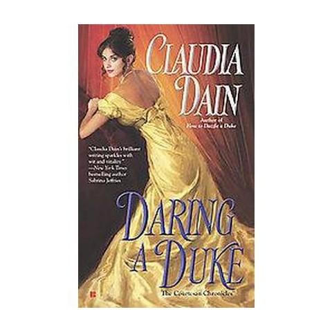 Daring a Duke (Paperback)