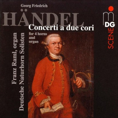 Handel: Horn Concertos