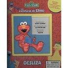 Las Aventuras de Elmo/ Adventures of Elmo ( Desliza) (Board)