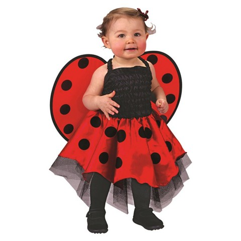 Infant Girl Baby Bug Costume
