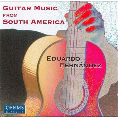 Guitar Music from South America