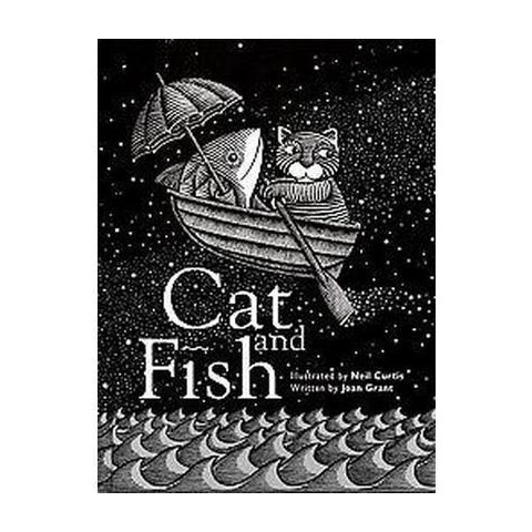 Cat And Fish (Hardcover)