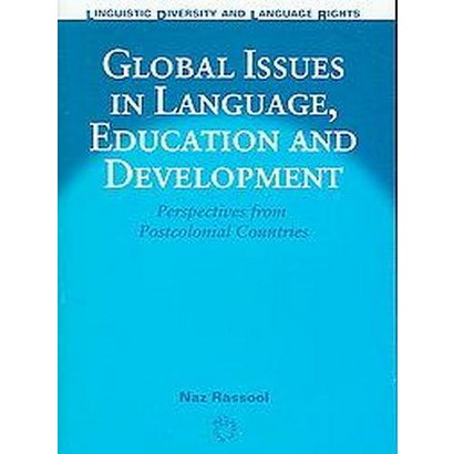 Global Issues in Language Education and Development (Paperback)
