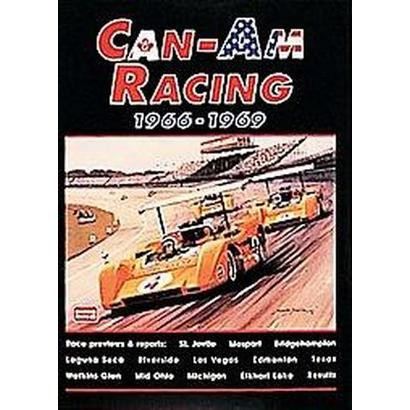 Can-am Racing 1966-1969 (Paperback)
