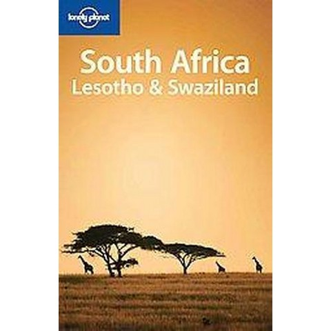 Lonely Planet South Africa, Lesotho & Swaziland (Paperback)