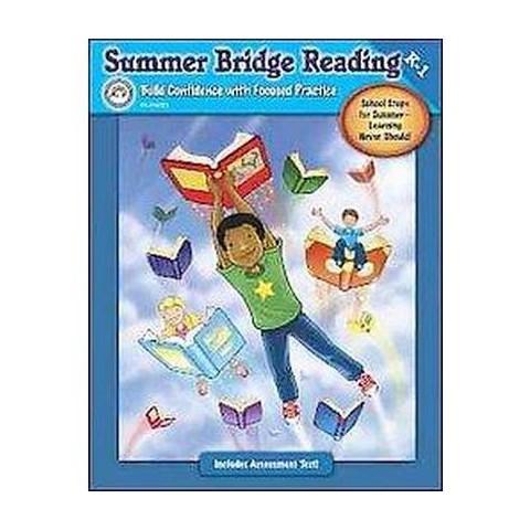 Summer Bridge Reading Grades K-1 (Paperback)