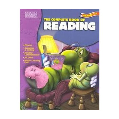 The Complete Book of Reading (Paperback)