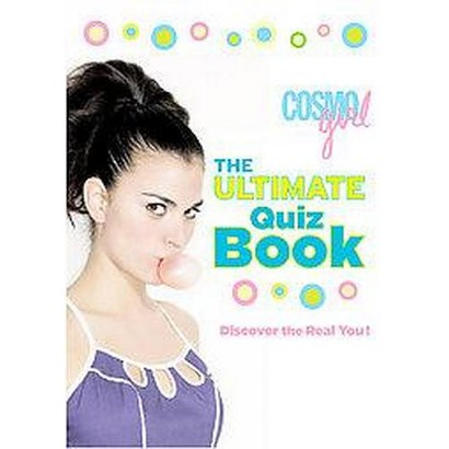 Cosmogirl The Ultimate Quiz Book (Paperback)