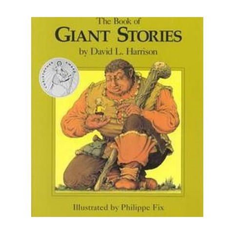 The Book of Giant Stories (Reprint) (Paperback)