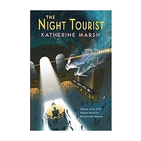 The Night Tourist (Reprint) (Paperback)