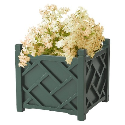 Chippendale Square Planter