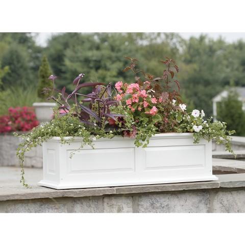 Savannah Window Box Planter